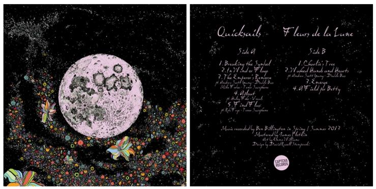Quicksail Fleurs de la Lune