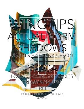 Shadows Wingtips MOCA