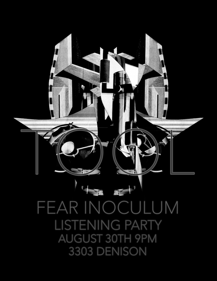 Tool Listening Party